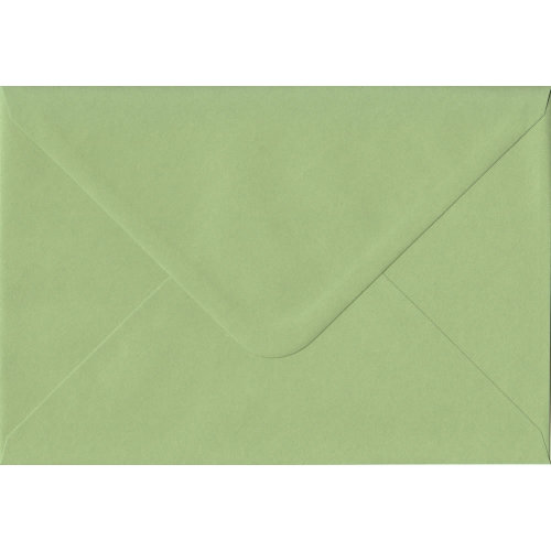 Pastel Blue C6-114 mm x 162 mm 100gsm Self Seal Colour A6 Card Envelopes