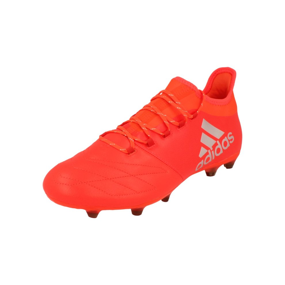 Caña Endurecer abortar  Adidas X16.2 FG Leather Mens Football Boots Soccer Cleats on OnBuy