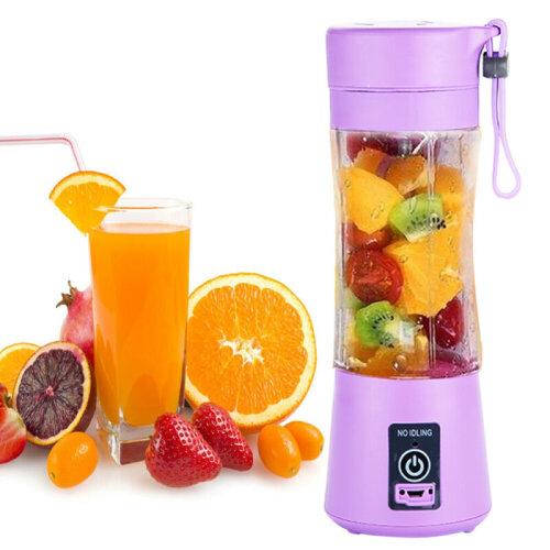 380ml  USB Electric Fruit Juicer Smoothie Maker Blender Shaker Bottle