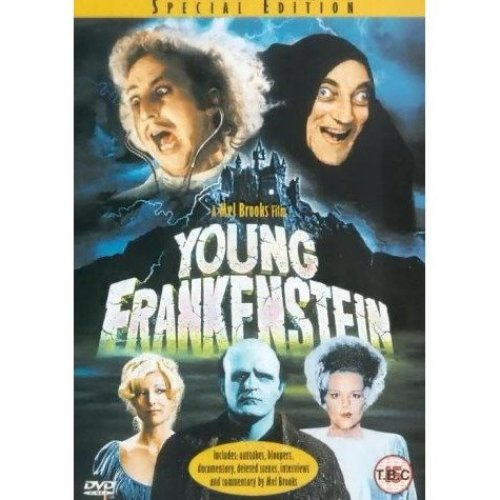 Young Frankenstein DVD [2005]