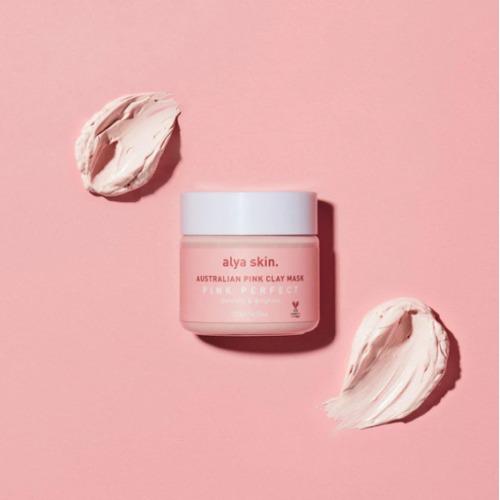 alya skin Australian Pink Clay Mask Pink Perfect 120g
