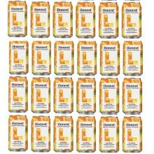 Honest Organic Lemonade Sparkling Orange &Lemon 24x330ml BestBef Aug20