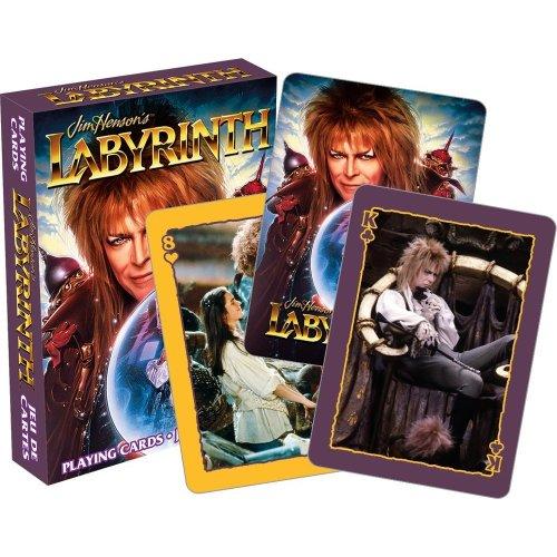 Playing Card - Labyrinth Poker New 52536