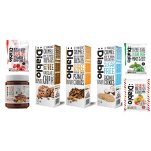Diabetic Sugar Free Gift Set For Christmas and Occasions Sweets And Cookies