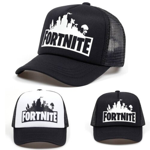 Fortnite Sun Hats Baseball Snapback Cap Boy Girl