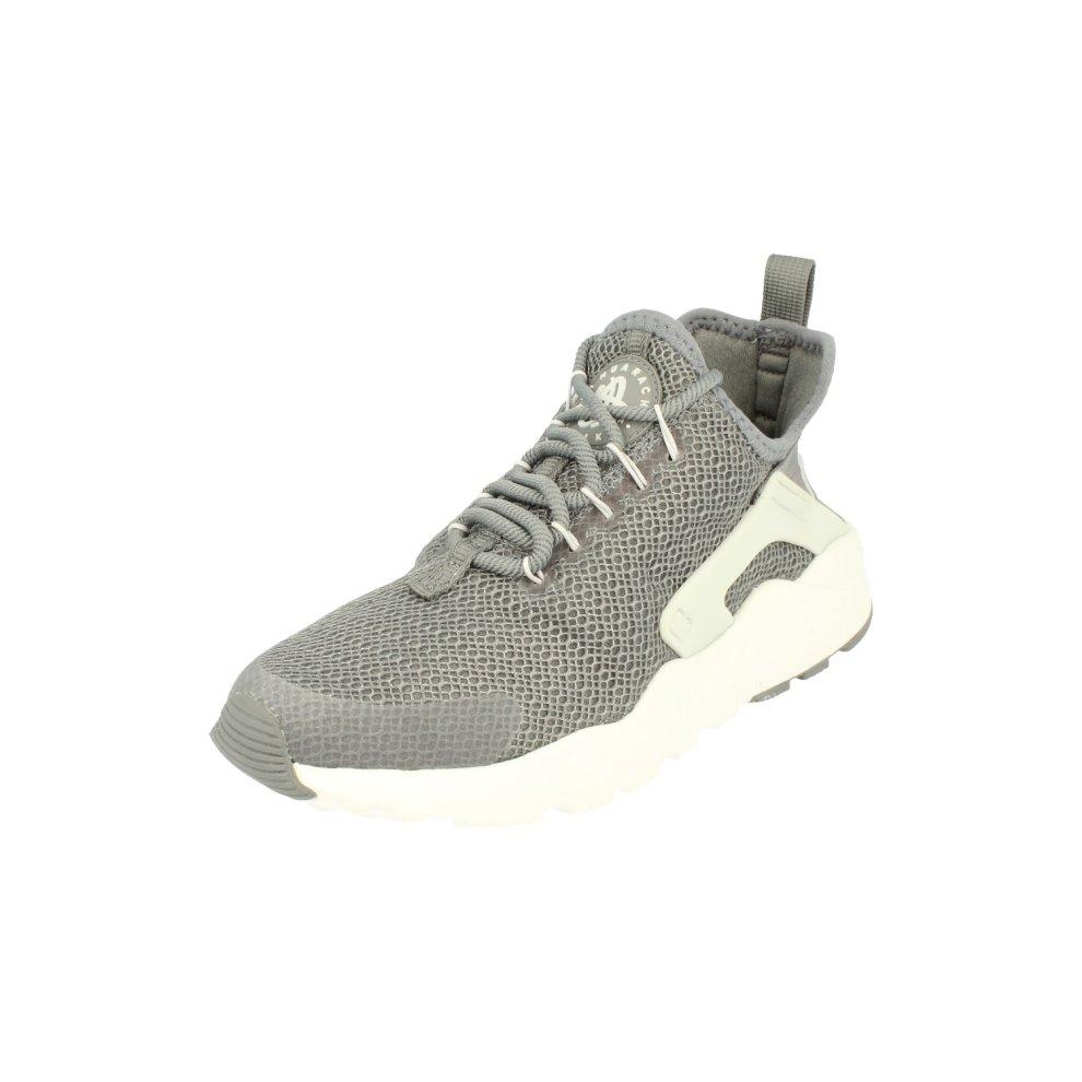 (7) Nike Womens Air Huarache Run Ultra Running Trainers 819151 Sneakers Shoes