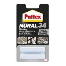 Henkel Nural 34 Reconstruction Filler for Metals - 1 Tube, 50g