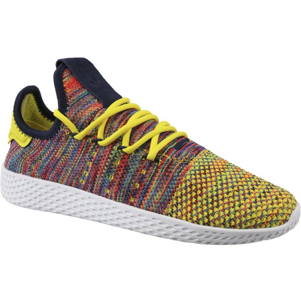 (4.5) Adidas Originals Pharrell Williams Tennis BY2673 Mens Multicoloured sneakers