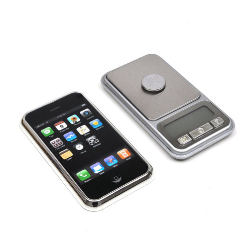 Digital Light-Weight Professional Multi-functional Mini Pocket Scale with Back-lit LCD Display, Auto Calibration, Automatic Shutdown