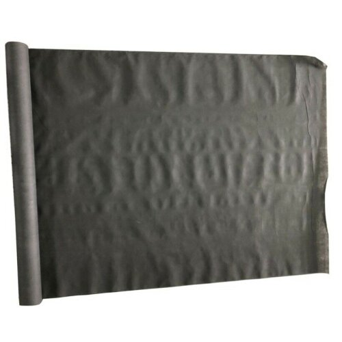 50M Garden Weed Control Fabric Membrane Ground Sheet Cover Decking