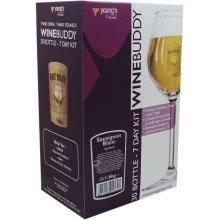 WineBuddy Sauvignon Blanc 30 Bottle - Home brew Wine Making Kit