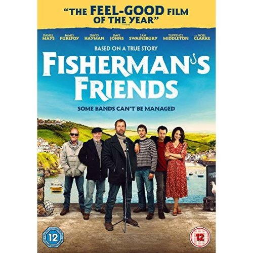 Fishermans Friends DVD [2019]
