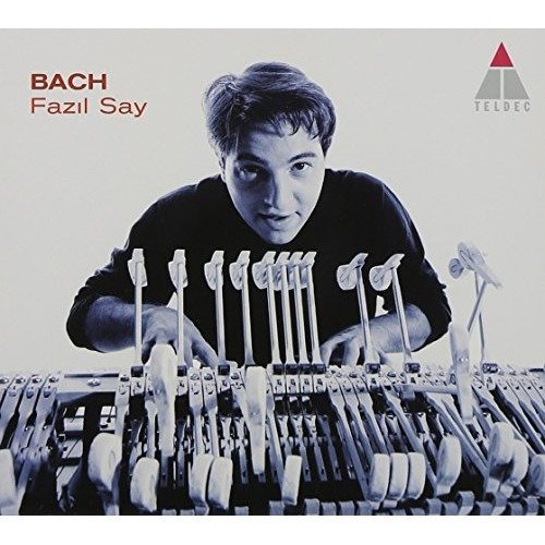 Fazil Say - Bach Oeuvres Pour Piano [CD]
