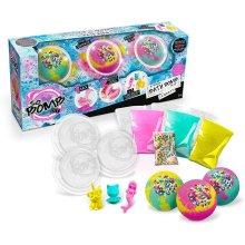 So Bomb DIY Bath Bomb Kit - 3 Pack