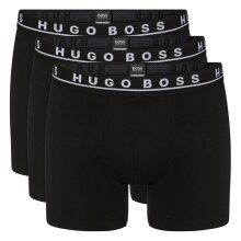 HUGO BOSS 50325404 Mens Boxers 3X Pack Stretch Trunk