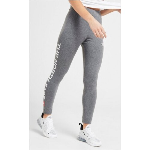 (XS) The North Face Womens Leggings Grey