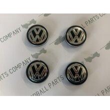 Volkswagen VW 65mm Alloy Wheel Centre Cap MK 7 Golf Replacement Part