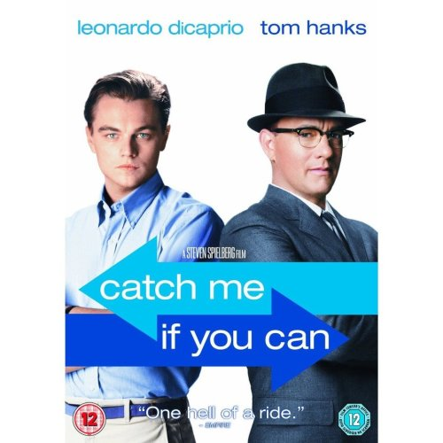 Catch Me If You Can DVD [2013]