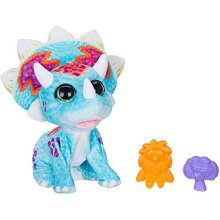 FurReal Hoppin? Topper Interactive Dinosaur Plush Pet Toy, 35+ Sound-&-Motion Combinations, Ages 4 & Up