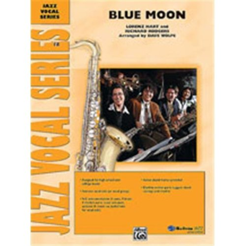 Alfred 00-SS9109 BLUE MOON-JE VOCAL FEATURE C