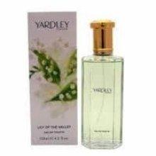 Yardley Lily of the Valley Eau de Toilette 125ml EDT Spray
