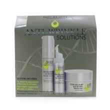 Anti-wrinkle Solutions Kit: For Reducing Appearance Of Fine Lines & Wrinkles - 3pcs