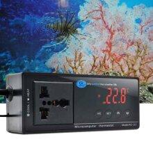 Quality Digital Aquarium Thermostat Heat Mat Pet Reptile Temp Control