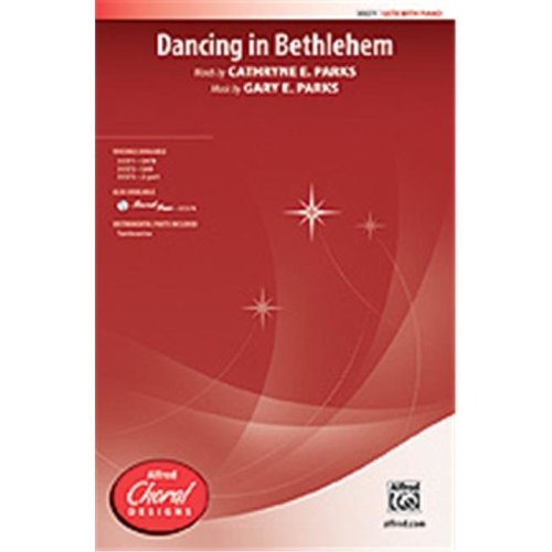 Alfred 00-35574 DANCING IN BETHLEHEM-STRX CD