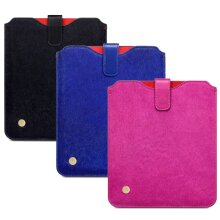 Rosie Fortescue Pony Skin And Leather Pouch For Apple iPad Pro 10.5