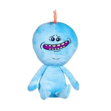 "Rick and Morty Mr. Meeseeks Character 9.5"" Plush Toy"