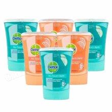 6pk Dettol Antibacterial Hand Wash   Mixed Scents