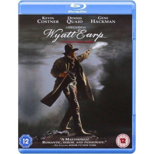 Wyatt Earp Blu-Ray [2004] - Used