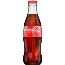 Coca Cola Icon 24 x 330ml Glass Bottles