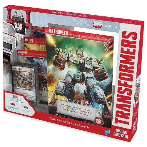 Transformers The card Game: Metroplex Deck