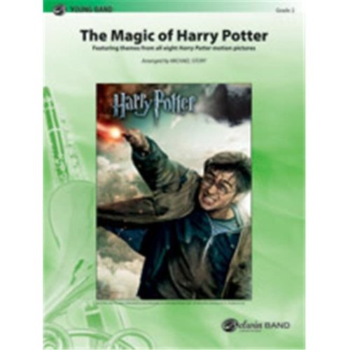 Alfred 00-39534 MAGIC OF HARRY POTTER THE-PYB 2