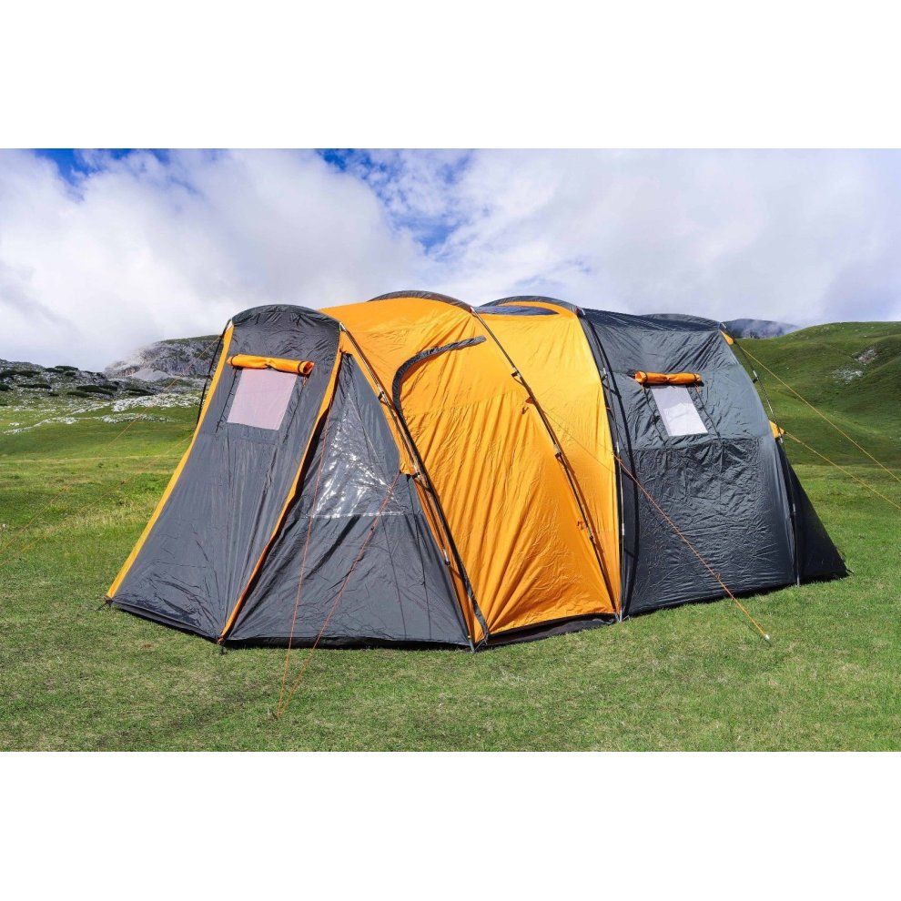 4 Man Large Camping Tent on OnBuy