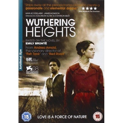 Wuthering Heights DVD [2012]