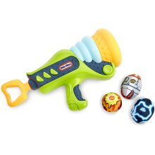 My First Mighty Blasters Boom Blaster Super Safe Toy Hand Launcher Kids