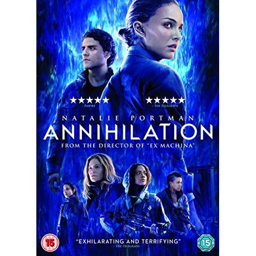 Annihilation DVD [2019]