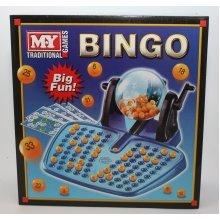Board Games -Bingo Set