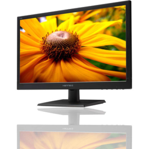 "Hanns.G HL205DPB 49.5 Cm 19.5"" Led Lcd Monitor 16:9 5 Ms Adjustable Display HL205DPB"