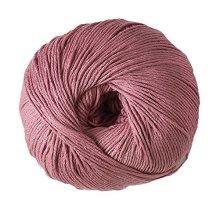 DMC Natura Yarn, 100% Cotton, Spring Rose N07