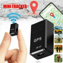 Magnetic Mini GPS Tracker Car Kids GSM GPRS Locator Device Real Time Tracking