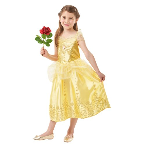BELLE GEM PRINCESS COSTUME  - CHILDRENS - S