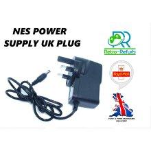 Nintendo Entertainment System (NES) AC Adapter Power Supply Cord