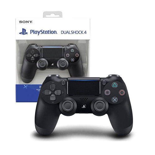 Black Sony PS4 DualShock 4 Controller | PS4 DS4 Controller