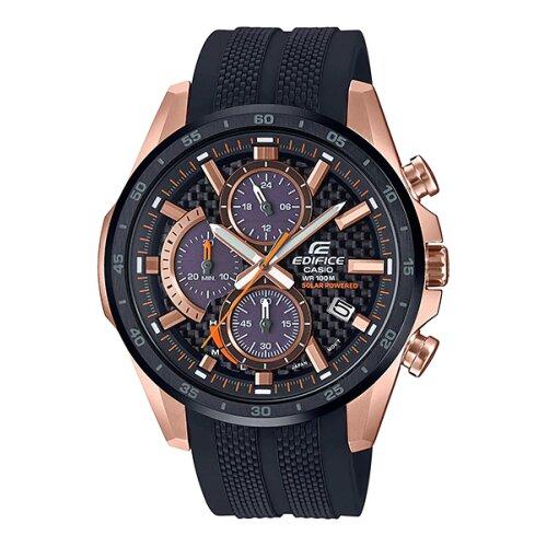 Casio Edifice EQS-900PB-1AV Chronograph Solar Men's Brand New Watch