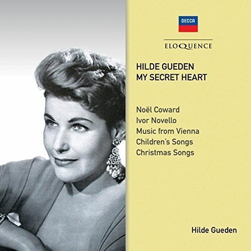 Hilde Gueden; Stanley Black and His Orchestra and Choir - My Secret Heart: the Music of Ivor Novello and Noël Coward [CD]