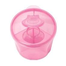 Dr Brown's Options Milk Powder Dispenser Pink
