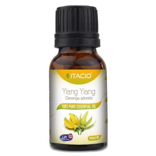 Pure & Natural Ylang ylang Essential Oil 10ml VitacioUK